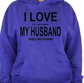 I LOVE IT WHEN MY HUSBAND
