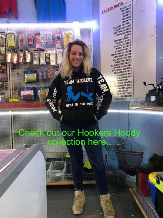 Check out our Hookers clothing range!!